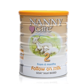 NANNYcare Follow On Milk 900g