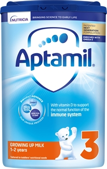 Aptamil 3 Growing Up Milk 1-2 Years 800g