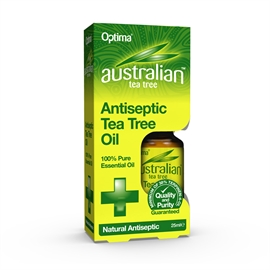 Australian Tea Tree Tea Tree Oil 25ml