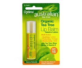 Australian Tea Tree Lipbalm SPF15 5.7ml