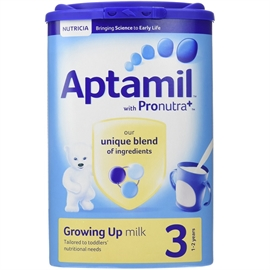 Aptamil 3 Growing Up Milk 1-2 Years 900g