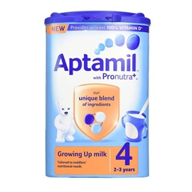 Aptamil 4 Growing Up Milk 2-3 Years 900g