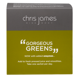 Chris James Gorgeous Greens 20 x 6g Sachets