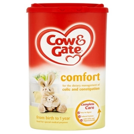 Cow & Gate Comfort Milk 900g