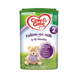 Cow & Gate 2 Follow On Milk 800g