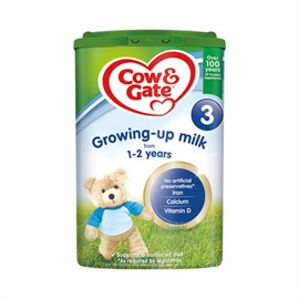 Cow & Gate 3 Growing Up Milk 1-2 Years 800g