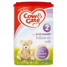 Cow & Gate 2 Follow On Milk Powder 900g