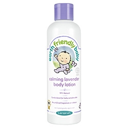 Earth Friendly Baby Calming Lavender Body Lotion E 250ml