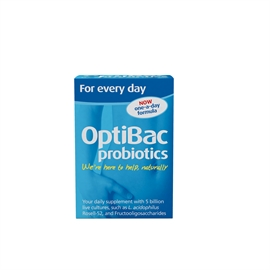 Optibac Probiotics For Every Day 30 Capsules