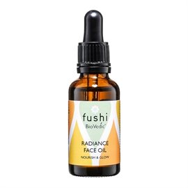 Fushi Wellbeing BioVedic Radiance Face Oil 30ml