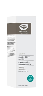 Green People Neutral Hand & Body Lotion 150ml