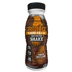 Grenade Carb Killa Shake Fudge 330ml