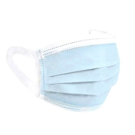 Protective 3-Ply Face Mask (Pack of 50)