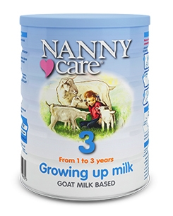 NANNYcare Growing Up Milk 900g