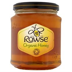Rowse Organic Clear Honey 340g