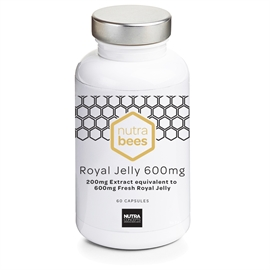 Nutrabees Royal Jelly 600mg