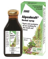 Floradix Alpenkraft herbal syrup 250ml