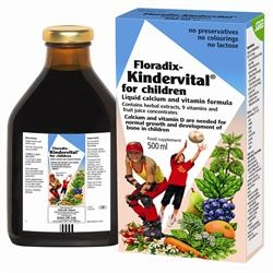 Floradix Kindervital Formula For Childr 500ml