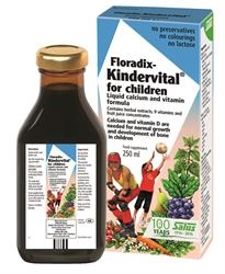 Floradix Kindervital Formula For Childr 250ml