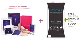 Slimming Body Wrap Plus MetaBurn Fat Burner