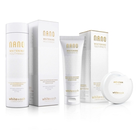 Whitewash Nano Travel Kit
