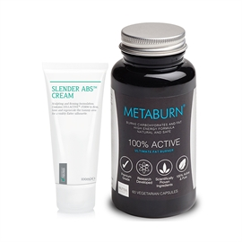 Metaburn & SlenderAbs Tummy Tightening Lotion