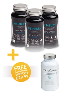 Buy 3 MetaBurn & Get Free SlenderLegs