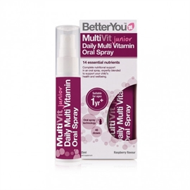 BetterYou MultiVit Junior Daily Multi Vitamin Oral Spray 25ml