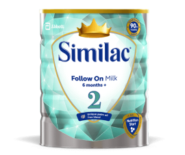 Similac Follow On Milk 6 months 850g