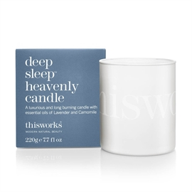 This Works Deep Sleep Heavenly Candle 220g