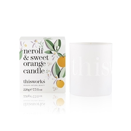 This Works Neroli & Sweet Orange Candle 220g - Limited Edition