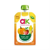 Annabel Karmel Organic Pumpkin Apple and Sweetcorn Puree 6x100g