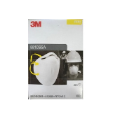 3M Disposable Respirator Face Mask 8810ssa FFP2 (Box of 20)