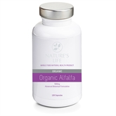 Natures Life Alfalfa 500mg