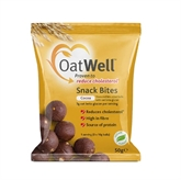 OatWell Snack Bites Cocoa 50g (1 Serving)