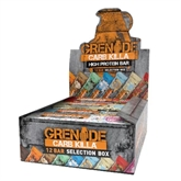Grenade Carb Killa Protein Bar (12x60g bars)