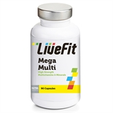 Livefit Mega Multi High Strength Vitamins & Minerals