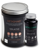 Metacleanse Detox & Metashake Weight Loss Shake
