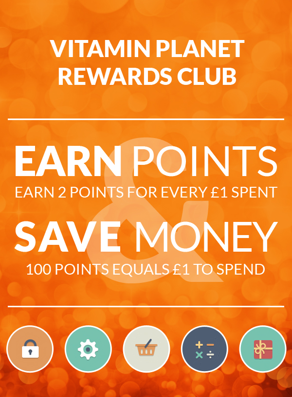 Vitamin Planet Rewards Club